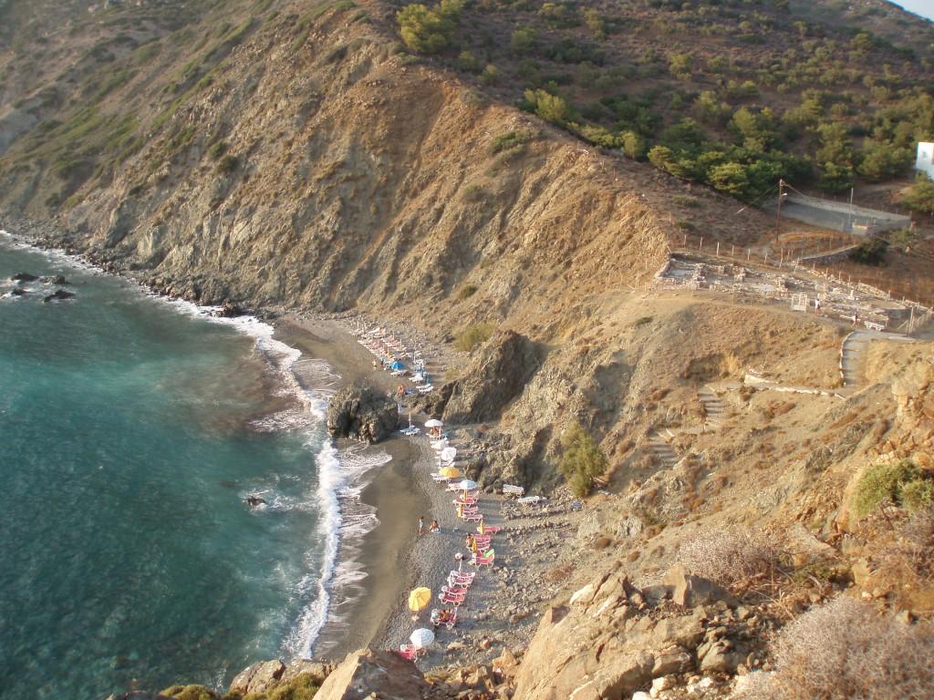 Hohlaka stranden